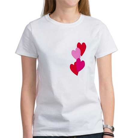Candy Hearts Women's T-Shirt