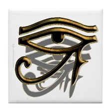 Eye of Horus Tile Coaster
