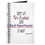 Faux Klingons Journal