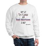 Faux Klingons Sweatshirt