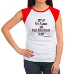 Faux Klingons Women's Cap Sleeve T-Shirt