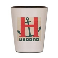 harbor Shot Glass