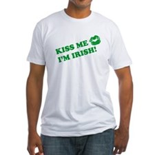 Kiss Me I'm Irish Shirt
