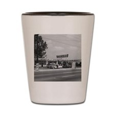 richfield2 Shot Glass