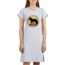 friesian-grunge Women's Nightshirt