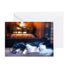 Cheyenne_fire Greeting Card