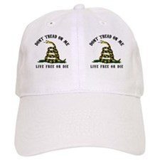 Dont Tread Mug Baseball Cap