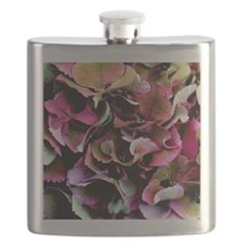 Hydrangea_Pillow Flask