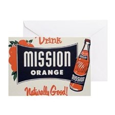 mission1 Greeting Card
