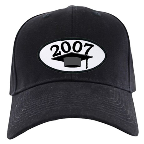 Graduation 2007 Black Cap