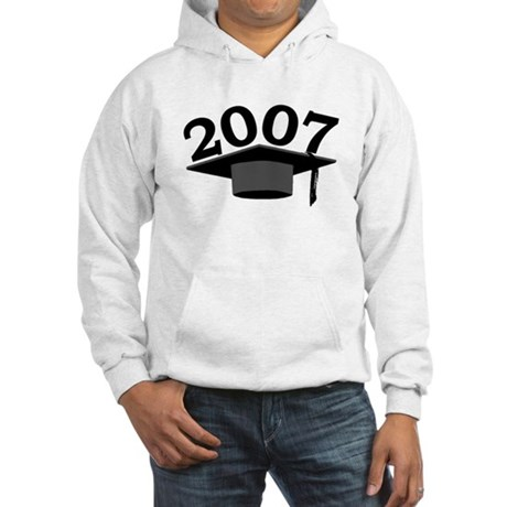 Graduation 2007 Hooded Sweatshirt
