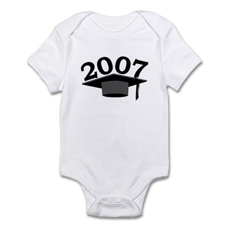Graduation 2007 Infant Bodysuit