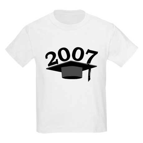 Graduation 2007 Kids T-Shirt