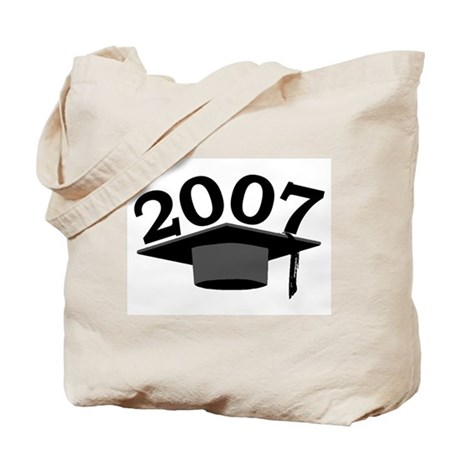 Graduation 2007 Tote Bag