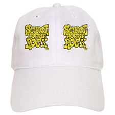 2-school_house_rock_X2_yellow_coffee_mug Baseball Cap