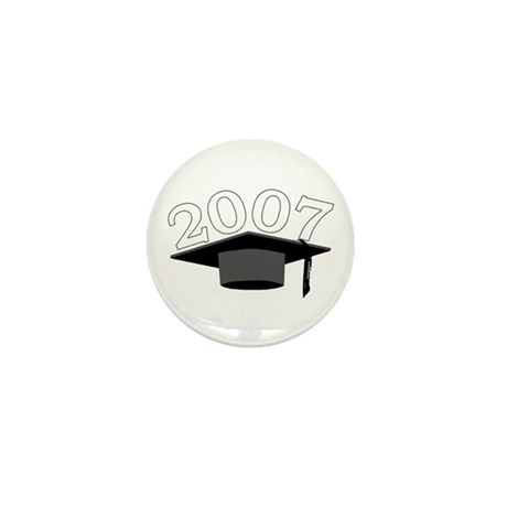 Class of 2007 Mini Button (10 pack)