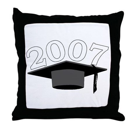Class of 2007 Throw Pillow