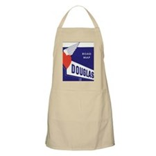 Douglas-gas-map Apron