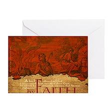 Mousepad_ByFaith_Abel Greeting Card