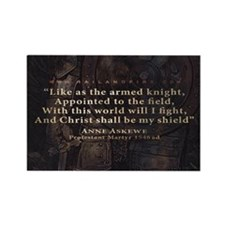Mousepad_Quote_Askewe Rectangle Magnet