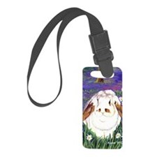 horatio_notebook Luggage Tag