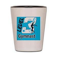 Level_3_Gymnast_Ver1_Blue_button Shot Glass
