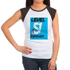 Level_9_Gymnast_Ver1_Bl Tee