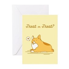 Treat Or Treat - 10 Pack Greeting Cards