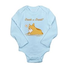 Treat Or Treat - Baby Long Sleeve Bodysuit