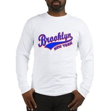 Classic Brooklyn  Long Sleeve T-Shirt