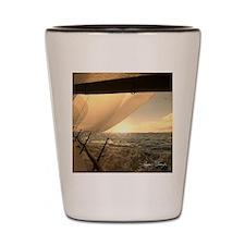 square_template_st_thom1 Shot Glass