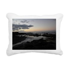 A bit of Peace Rectangular Canvas Pillow