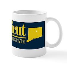 Connecticut Gold Bumper 2 Mug