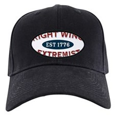 RightWingExtremistSince1776-Light Baseball Hat