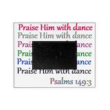 Praise dance Picture Frames
