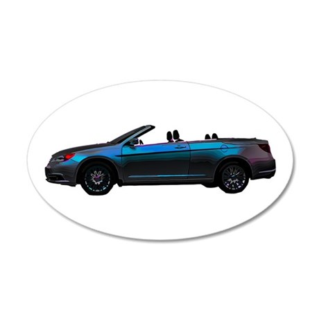 2012 Chrysler 200 Wall Decal