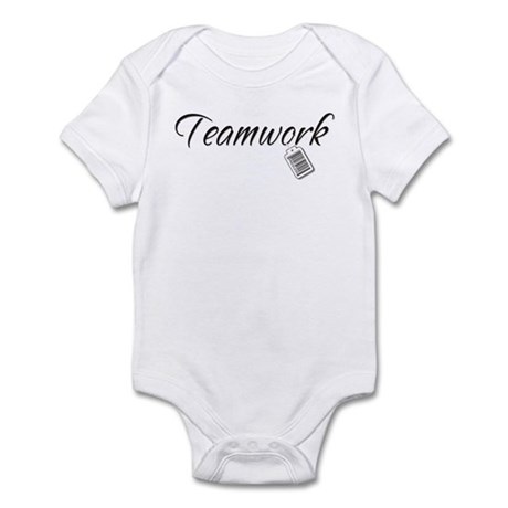 Teamwork Tag -- Priceless Infant Bodysuit