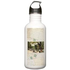 collage vertical Water Bottle