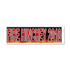 NY HINCHEY Car Magnet 10 x 3