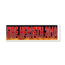 SD HERSETH Car Magnet 10 x 3