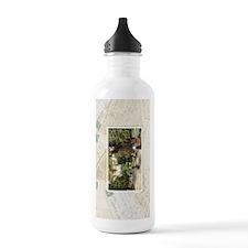 collage horizontal Water Bottle