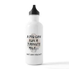 Pig Water Bottle