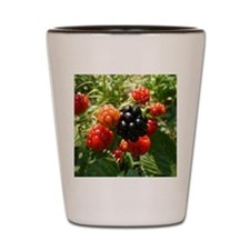 Berries Shot Glass