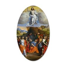 Ascension of Our Lord Jesus Wall Decal