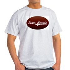 Team Beagle Ash Grey T-Shirt
