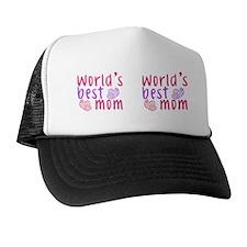WorldsBestMom Hat