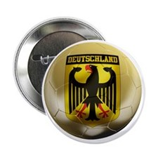 "Deutschland Football1 2.25"" Button"