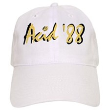 back acid 88 Baseball Cap