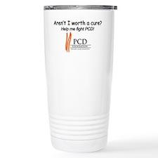 ArentIWorthaCure Ceramic Travel Mug