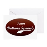 Team Brittany Greeting Cards (Pk of 10)